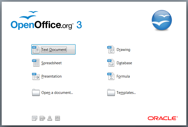 openoffice 3.3 mac. OpenOffice is available for