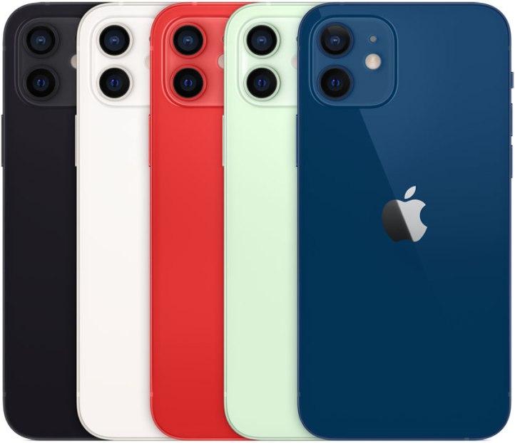 iPhone 12 backs