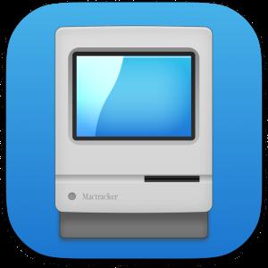 Mactracker icon.